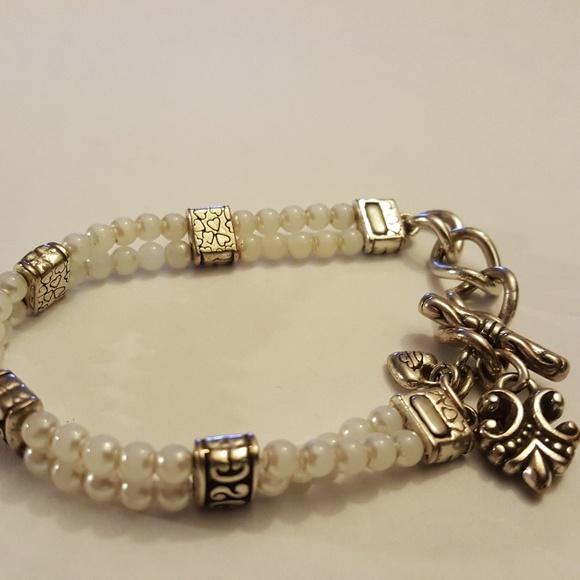 45ed7d56e267d Brighton Faux Pearl Bracelet